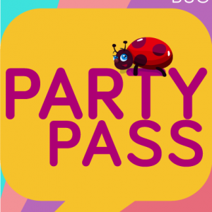 Lindy Bug Party Pass